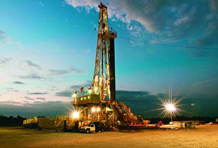 Shale Gas - Texas